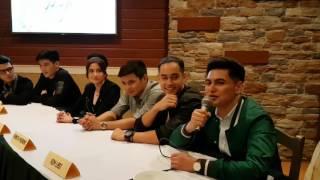 Kate Lopez, Toni Aquino and Taki reveal their crush among the BAES