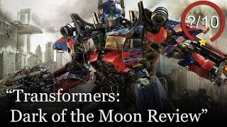 Transformers: Dark of The Moon Review (Video Game Video Review)