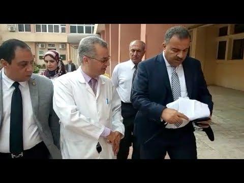 لجنة الصحة بمجلس النواب تزور مستشفيات الوزارة بالإسكندرية