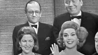 What's My Line? - Gloria Swanson; Panelists' Spouses (Feb 14, 1965) [W/ COMMERCIALS]