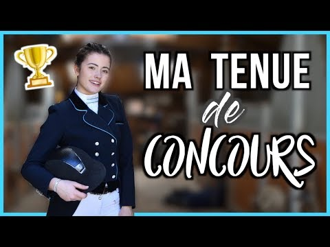 🏆 MA TENUE DE COMPETITION / Mathilde & Sligo