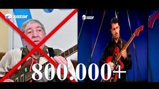 DiLBƏRiMi Rəmiş YOX! *RÜSTƏM QULiYEV iFA EDiB 🎸* XƏZƏR TV 26.05.2018