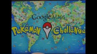 Google Maps Pokémon Challenge, Tráiler Oficial