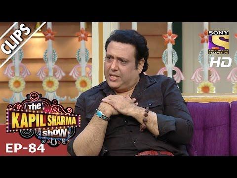 Govinda shares his experience of working with Big B - The Kapil Sharma Show тАУ 25th Feb 2017