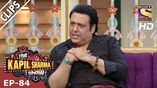 Govinda shares his experience of working with Big B - The Kapil Sharma Show – 25th Feb 2017