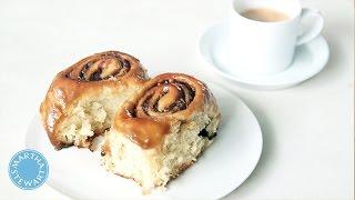 How To Bake Pecan-cinnamon Buns - Everyday Food With Sarah Carey