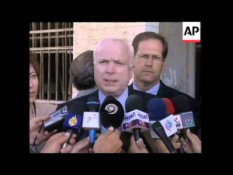 Palestinian PM meets US Senator