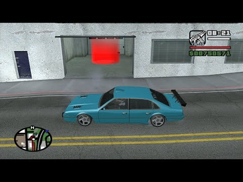 Chain Game 48 - GTA San Andreas - Wear Flowers In Your Hair - Garage Mission 1