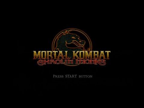 Mortal kombat shaolin monks walkthrough part 1 (no commentary)