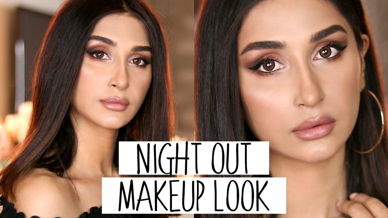 Soft Glam Party Makeup Tutorial Hira