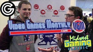 Video Games Monthly | MGC 2017