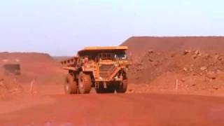 Iron Ore Mining in the Pilbara