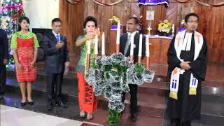 PERAYAAN NATAL SMA SMP SWASTA DHARMA BHAKTI 2017
