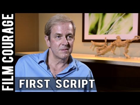 Advice To A Screenwriter Working On Their First Script by Pe