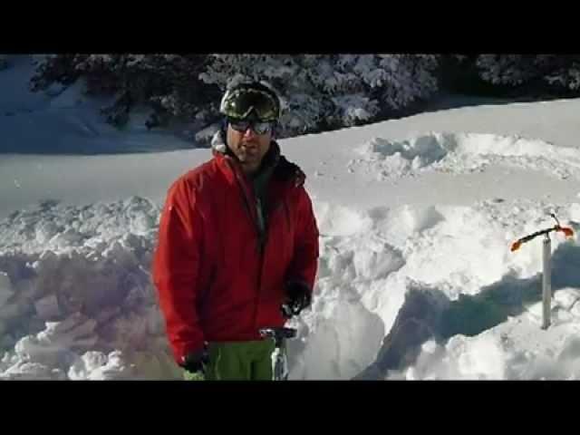 Ski Retriever - Field Testing January 2013