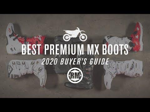 Best Motocross Boots | 2020