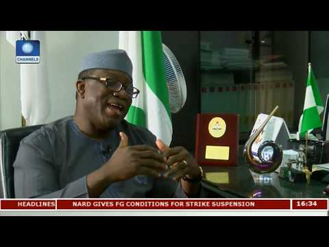 Fayemi Explains New Legal Framework For Nigeria's Mining Sector Pt 1 | Question Time |