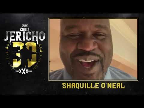 Jericho 30 Celebrity Shout Outs 4 | AEW Dynamite, 10/7/20
