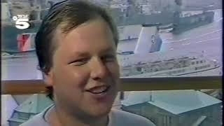"""Pixies - """"My name is Black Francis"""" Germany 1989 interview"""