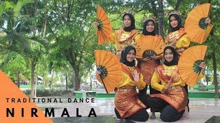 Traditional Dance NIRMALA (melayu) By Funtacia