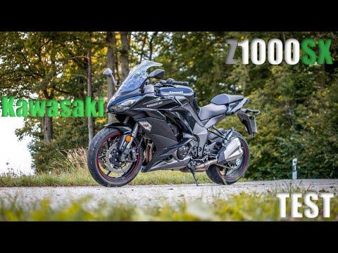 Kawasaki Z1000SX TEST   Mega Bequem Und Sportlich...?!