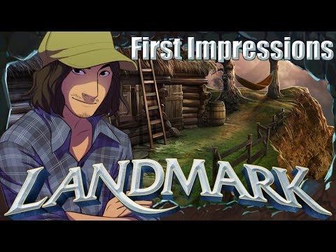 Landmark – First Impressions Gameplay w/ Ardy