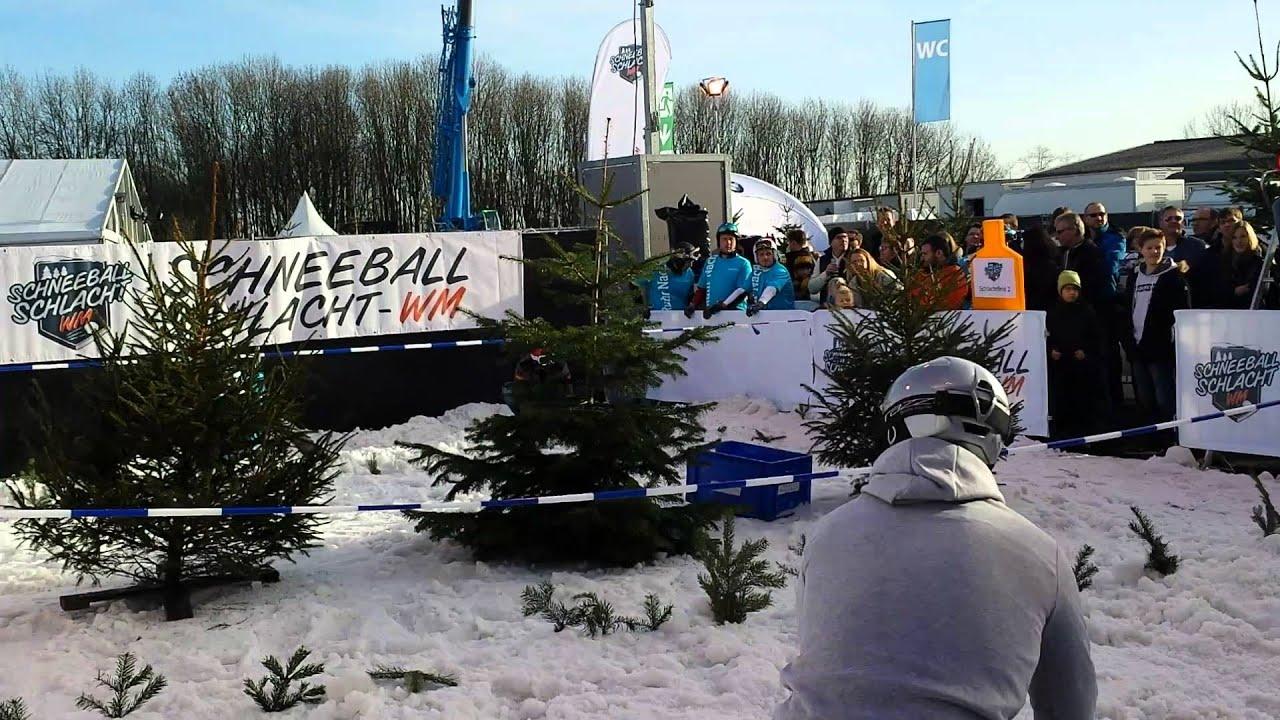 Bataille de boules de neige championnat du monde youtube for Championnat du monde de boules carrees