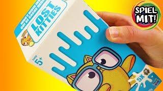 LOST KITTIES XXL MILCHTÜTE Unboxing 5x vermisste Kätzchen im Milchkarton | Series 1 + 2 Hasbro