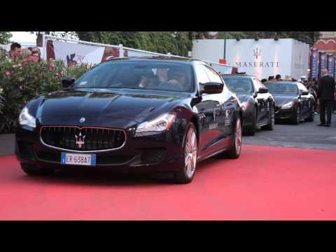"""Maserati at the 70th Venice Film Festival. """"Gravity"""" premiere"""