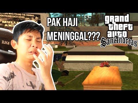 PAK HAJI WAFAT -  GTA DYOM lucu kocak Indonesia