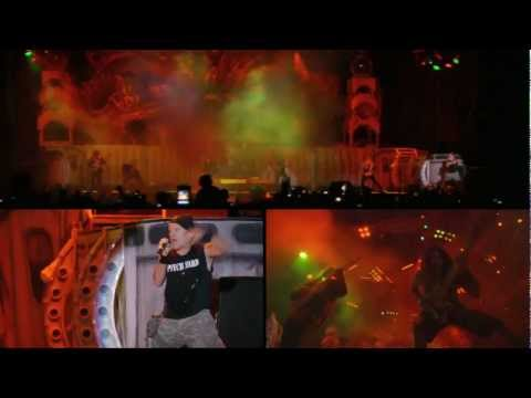 Iron Maiden - The Number Of The Beast (En Vivo!) [HD]