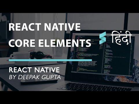 react-native elements   Nikkies Tutorials