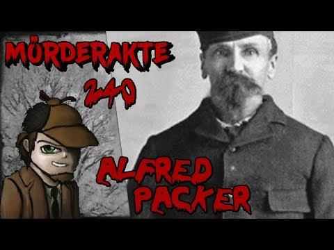 Mörderakte: #240 Alfred Packer / Mystery Detektiv
