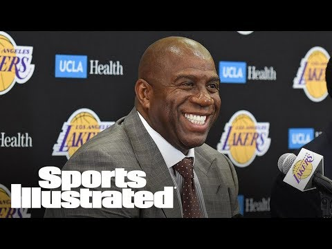 How NBA Could Punish Magic Johnson, LA Lakers For Tampering | SI NOW | Sports Illustrated