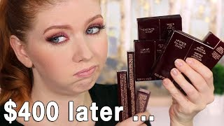 First Impressions Tutorial + Wear Test | Charlotte Tilbury