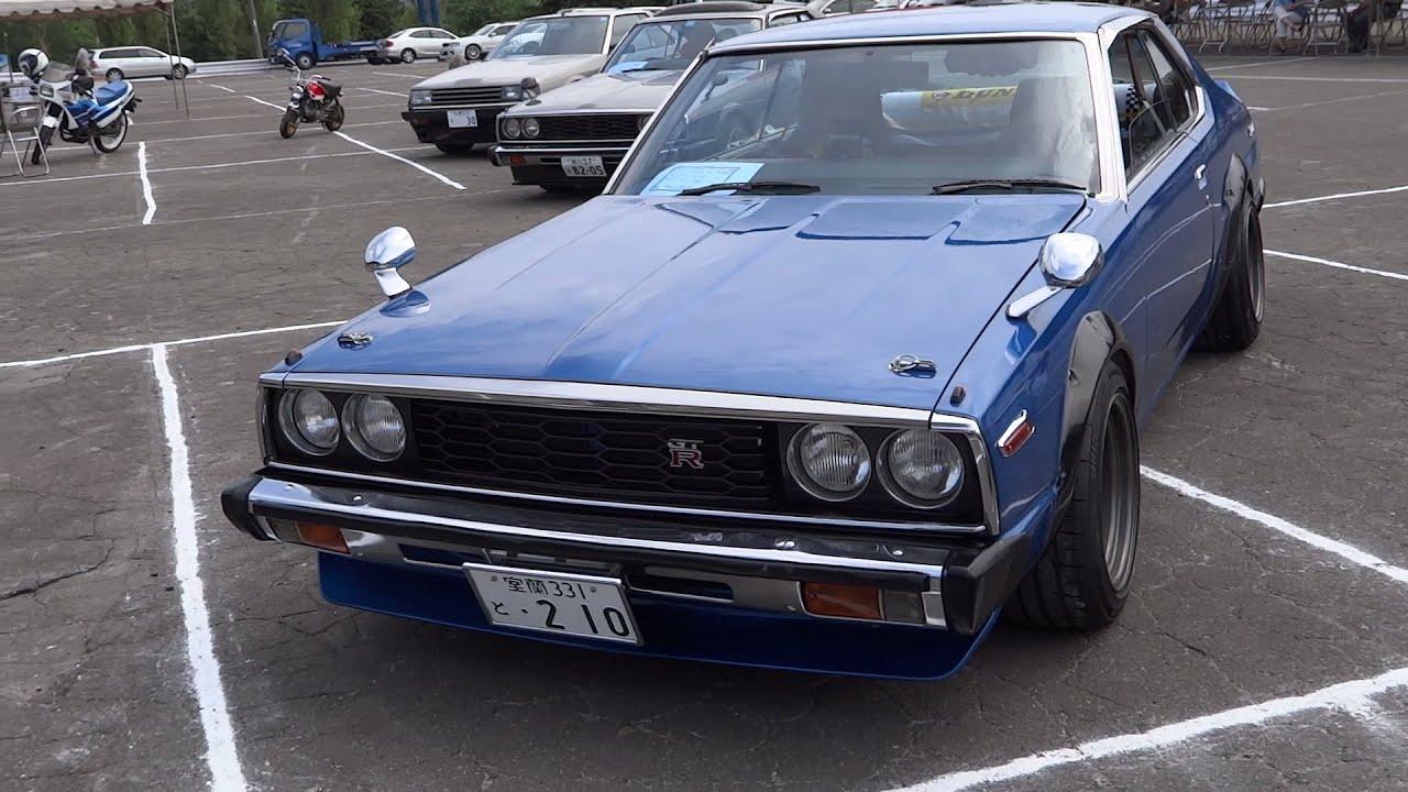 Nissan Skyline Japan C210 日産 スカイライン ジャパン C210 Youtube