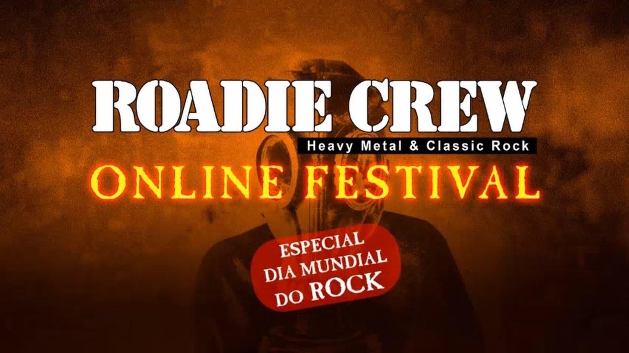 Roadie Crew Online Festival - 4º Edição