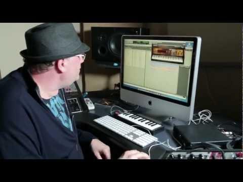 Scott Kinsey on Electric Keys