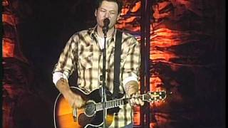 BLAKE  SHELTON Some Beach 2009 LiVE