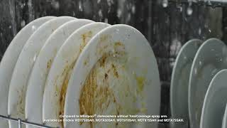 Whirlpool Dishwashers - TotalCoverage Spray Arm