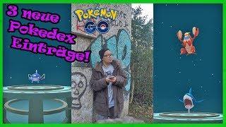 UNNÖTIGE Nester abgecheckt für Pokedex?! 3 neue Gen 3 Entwicklungen! Pokemon Go!