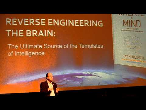 Ray Kurzweil:How to Create a Mind 2