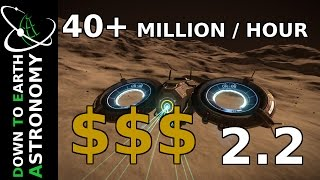 40 mil h elite dangerous 2 2   skimmer attack