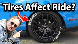 Фото с обложки Do Tires Affect Your Car'S Ride?