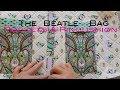 The Beatle Bag Pockets & Pincushion