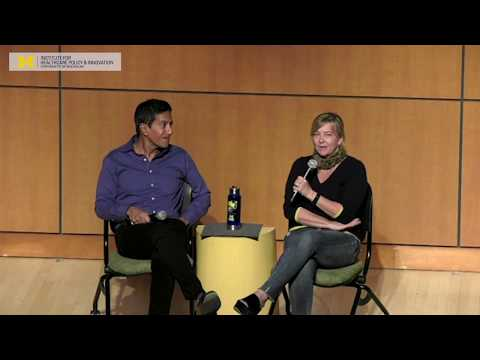 University of Michigan Gupta Family Hackathon: Q&A Session with Dr. Sanjay Gupta