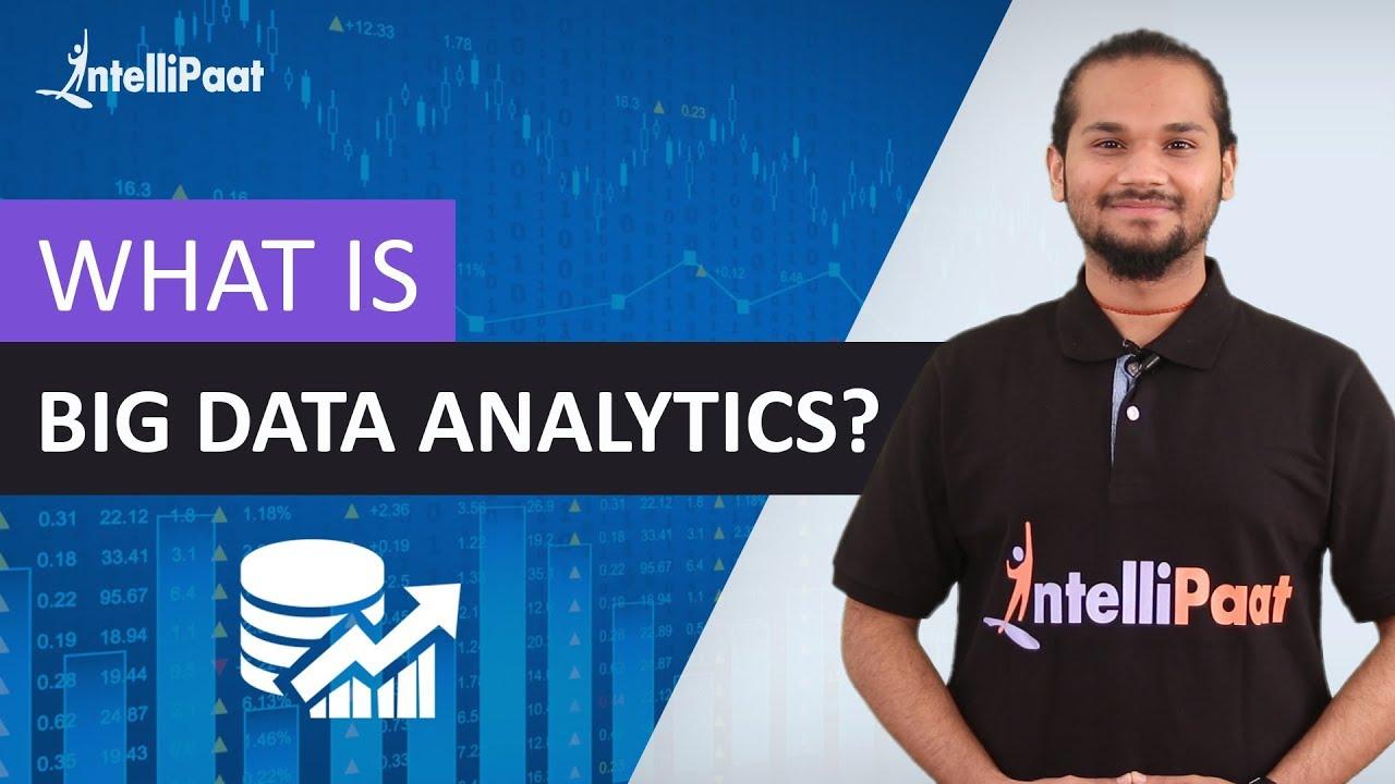 Big Data Analytics | What Is Big Data Analytics? | Big Data Analytics For Beginners