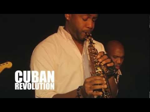 "Cuban Revolution ""Soul/Jazz Series of Live Music"""
