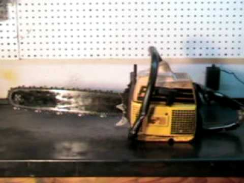 the chainsaw guy shop talk partner p55 youtube rh youtube com Homelite Chainsaw Parts Only Homelite Chainsaw Parts Only