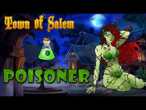 Poisoner Role | Coven DLC Game | Town of Salem Coven